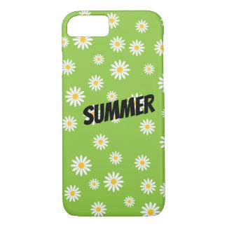 Customize Camomile Flowers iPhone 8/7 Case