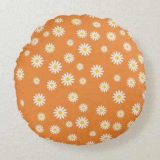 Customize Camomile Flowers Pillow