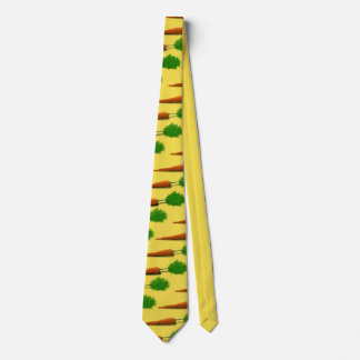 Customize Carrots party tie