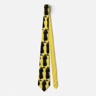 Customize Cool death figure party Tie