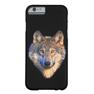 Customize Cool Wolf Head Barely There iPhone 6 Case