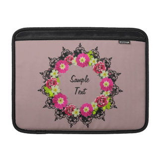 Customize Create you Own Electronic Accessory MacBook Sleeve