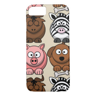 Customize Cute Child Animals Case For Kids
