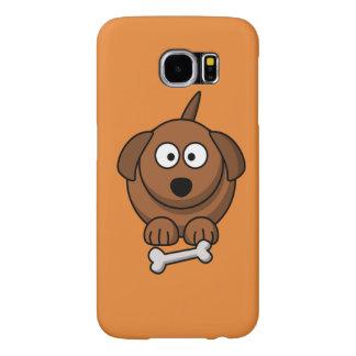 Customize Cute Dog for Kids Samsung Galaxy S6 Case