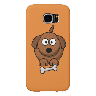 Customize Cute Dog for Kids Samsung Galaxy S6 Cases