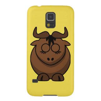 Customize Cute Gnu Galaxy S5 Case