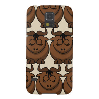 Customize Cute Gnu Galaxy S5 Cover