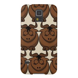 Customize Cute Gnu Galaxy S5 Covers