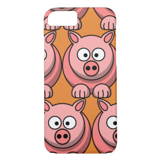 Customize Cute Pig for Kids Case-Mate iPhone Case