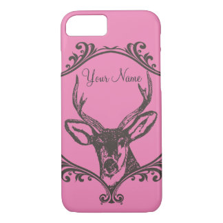Customize- Deer Design iPhone 8/7 Case