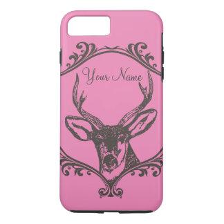 Customize- Deer Design iPhone 8 Plus/7 Plus Case