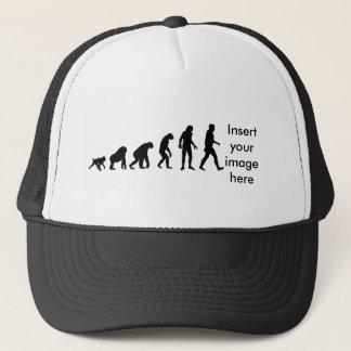 Customize evolution hat