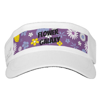 Customize Flower Galaxy Visor