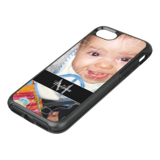 Customize it with Your photo and Monogram OtterBox Symmetry iPhone 8/7 Case