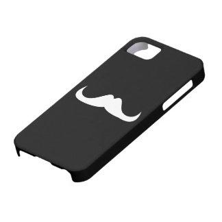 Customize Mustache iPhone 5 case