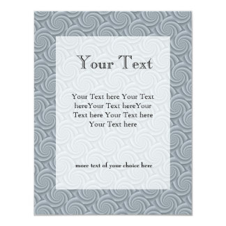 "Customize Product 4.25"" X 5.5"" Invitation Card"