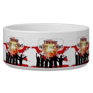 Customize Product Pet Water Bowl