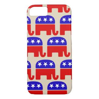Customize Republican Elephant iPhone 8/7 Case