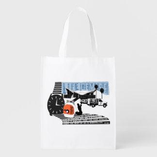 Customize reusable bags