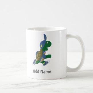 Customize Running Turtle Coffee Mug
