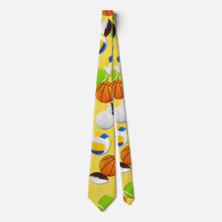 Customize Sport Balls Party Tie