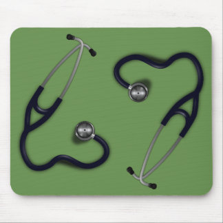 Customize stethoscope Mousepad