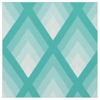 Customize the Colour! Geometric Ombre Fabric