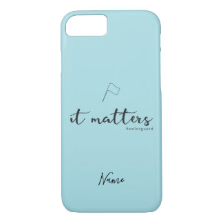 Customize This Color Guard Phone Case