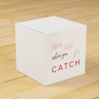 Customize This Cute Color Guard Favor Box