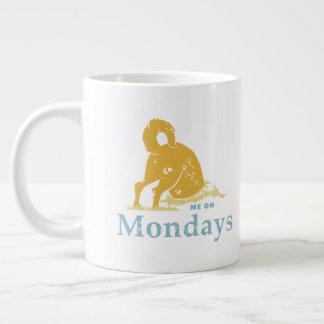 Customize this Me on Mondays, Dog buried head mug