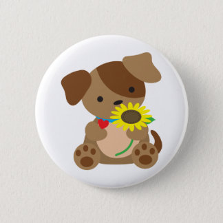 Customize this product with a name or message to m 2 inch round button
