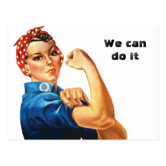 Customize We can do it Postcard
