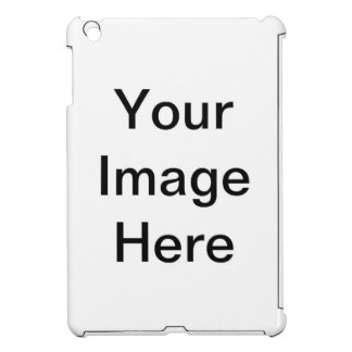 Customize with your companies logo or name iPad mini cover