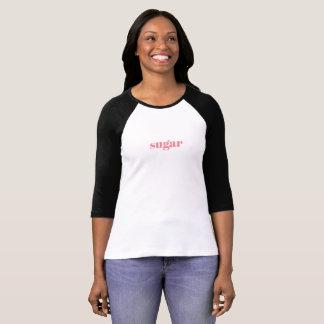 Customize Woman's Sugar Crop T-Shirt