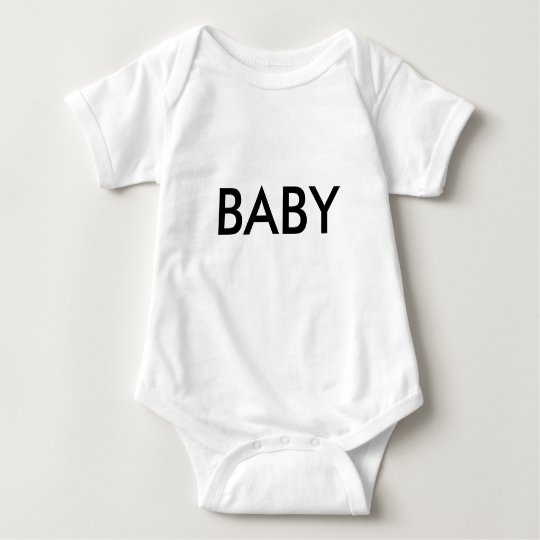 Customize your Baby Wear Baby Bodysuit
