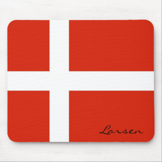 Customize Your Dannebrog! Mouse Pad