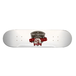 Customize Your Name Bicycle Company Logo Skate Decks