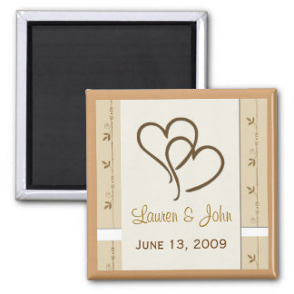 Customize your own save the date magnets