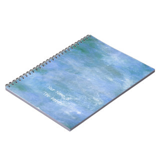 Customize Your Spiral Note Books