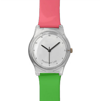 Customize Your Watches