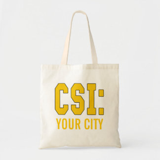CUSTOMIZEABLE CSI Products Tote Bag