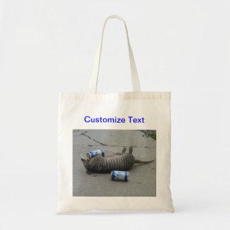 Customizeable Drunk Armadillo Bag