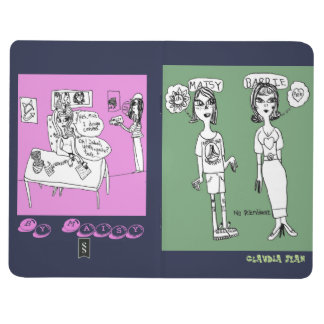 Customizeable Girl Power Notebook
