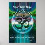 CustomizeABLEs - Namaste Poster