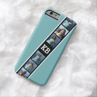 Customized 6 Instagram Photos Strip Barely There iPhone 6 Case
