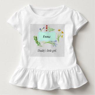 Customized Baby Blouse Toddler T-shirt