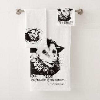 Customized Bathroom Towel Set