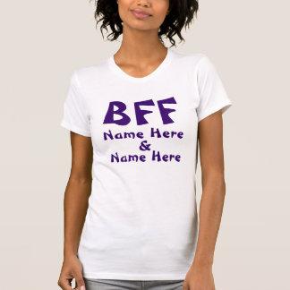 Customized BFF T-Shirt