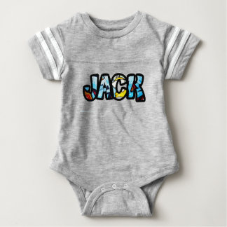 Customized body you drink Jack Baby Bodysuit