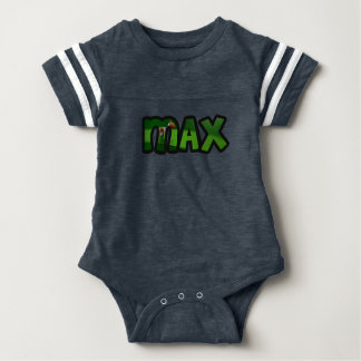 Customized body you drink Max Baby Bodysuit